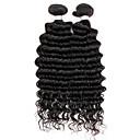 halpa Aitohiusperuukit-Brasilialainen Syvät aallot 10A Virgin-hius Hiukset kutoo Hiukset kutoo Hiukset Extensions