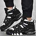 abordables Zapatillas de Hombre-Hombre Sintéticos Primavera / Otoño Confort / Zapatos para patines Baloncesto Gris / Negro / Oro