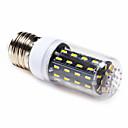preiswerte LED Doppelsteckerlichter-4W 3000-6000 lm E14 E26/E27 LED Mais-Birnen T 56 Leds SMD 4014 Warmes Weiß Natürliches Weiß Wechselstrom 220-240V