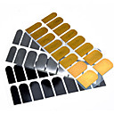 cheap Accessories For GoPro-1pcs Punk / Fashion Nail Jewelry / 3D Nail Stickers Daily / Metal