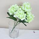 olcso Művirág-Művirágok 1 Ág Rusztikus Stílus Hortenzia Asztali virág