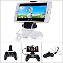 ieftine Accesorii PS4-P4-CL0001 Bluetooth Stand Pentru PS4 / Sony PS4 . Mini / Novelty Stand ABS 2 pcs unitate