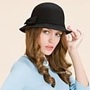 baratos Acessórios de Cabelo-Capacete Chapéus Casual / Escritório e Carreira / Ao ar Livre Lã Mulheres Casual / Escritório e Carreira / Ao ar Livre 1 Peça