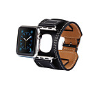 cheap Smartwatch Accessories-Watch Band for Apple Watch Series 4/3/2/1 Apple Classic Buckle Genuine Leather Wrist Strap