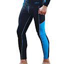 cheap Wetsuits, Diving Suits & Rash Guard Shirts-SABOLAY Men's Dive Skin Leggings Elastane Bottoms UV Sun Protection Ultraviolet Resistant Swimming Spring Summer Fall