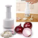 baratos Aparelhos de Cozinha-Utensílios de cozinha Metal Gadget de Cozinha Criativa Moedor Vegetais 1pç