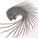 abordables Trenzas-Cabello para trenzas Trenzas de caja Trenza de la torcedura Pelo sintético 12 raíces / paquete, 1 pc / paquete Las trenzas de pelo