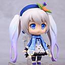 halpa Anime-figuurit-Anime Toimintahahmot Innoittamana Vocaloid Hatsune Miku PVC 16cm CM Malli lelut Doll Toy