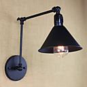 baratos Lâmpadas de LED-Tradicional / Clássico Luminárias de parede Metal Luz de parede 220V / 110V 40W / E26 / E27