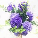 billige Kunstig Blomst-Kunstige blomster 1 Afdeling pastorale stil Violet Bordblomst