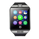 billige Smarture-Q18 Smartur Android Bluetooth USB Touch-skærm Brændte kalorier Handsfree opkald Kamera Distance Måling Stopur Samtalepåmindelse Aktivitetstracker Sleeptracker Stillesiddende Reminder / Find min enhed