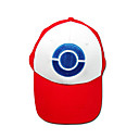 ieftine Accesorii Anime Cosplay-Pălărie/Șapcă Inspirat de Pocket Little Monster Ash Ketchum Anime/ Jocuri Video Accesorii Cosplay Pălărie Șapcă Terilenă Bărbați