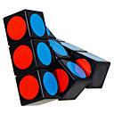 billige Rubiks kuber-Rubiks kube WMS Scramble Cube / Floppy Cube 1*3*3 Glatt Hastighetskube Magiske kuber Kubisk Puslespill profesjonelt nivå Hastighet Klassisk & Tidløs Barne Voksne Leketøy Gutt Jente Gave