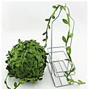 preiswerte Künstliche Pflanzen-Künstliche Blumen 1 Ast Simple Style Pflanzen Wand-Blumen