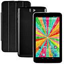 abordables Tablets-THTF 732B 7 pulgadas 2.4GHz Android 4.4 Tableta ( Dual Core 1024*600 512MB + 8GB N/C )