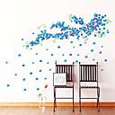 baratos Adesivos de Parede-Paisagem Romance Moda Formas Floral Feriado Desenho Animado Fantasia Botânico Adesivos de Parede Autocolantes de Aviões para Parede