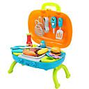 זול מטבחי צעצוע ואוכל צעצוע-פלסטיק מעל 3 להעמיד פנים לשחק צעצוע חידה