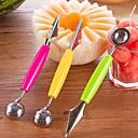 رخيصةأون أدوات القياس-1PC ادوات المطبخ البلاستيك اصنع بنفسك أدوات الفواكه والخضروات لالخضار