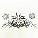 baratos adesivos tatuagem-#(1) Estampado Á Prova d'água Séries Totem Tatuagens Adesivas