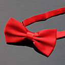 cheap Men's Bracelets-Men's Party / Basic Bow Tie - Solid Colored