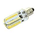 billige LED lyspærer-1pc 5 W 320-360 lm E11 LED-kolbepærer T 80 LED Perler SMD 3014 Varm hvid / Kold hvid 220-240 V / 1 stk.
