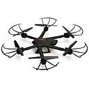 abordables Quadcópteros y Multirrotores de RadioControl-Dron MJX X600 4 Canales 6 Ejes Con Cámara HD FPV Retorno Con Un Botón Modo De Control Directo Vuelo Invertido De 360 Grados Con Cámara
