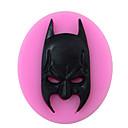 cheap Rings-Batman Shaped Silicone Fondant Cake Cake Chocolate Silicone Molds,Decoration Tools Bakeware