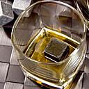 preiswerte Korkenzieher & Öffner-1pcs natürliche Whisky-Steine nippen Eiswürfel Whisky Stein Whiskey Rock Cooler Bar