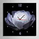 رخيصةأون ساعات حائط كانفا يدوية-الحديثة / المعاصرة كنفا مربع داخلي,AA ساعة الحائط