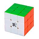 billige Rubiks kuber-Rubiks terning DaYan 3*3*3 Let Glidende Speedcube Magiske terninger Puslespil Terning Professionelt niveau Hastighed Gave Klassisk &