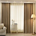 halpa Ikkunoiden verhot-Suunnittelija Pimennysvuoritus Drapes 2 paneeli Olohuone   Curtains / Jakardi / Living Room