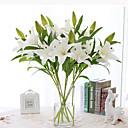ieftine Huse-Flori artificiale 1 ramură stil minimalist Crini Față de masă flori