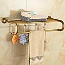 billige Soap Dispensers-Hylle til badeværelset / Antikk Messing Antikk