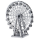 cheap 3D Puzzles-3D Puzzle Wooden Puzzle Metal Puzzle Ferris Wheel Metal Boys' Girls' Toy Gift
