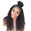 billige Blondeparykker med menneskehår-Ekte hår Helblonder uten lim Halvblonder uten lim Helblonde Parykk Brasiliansk hår Vann Bølge Parykk 130% 150% Hair Tetthet med baby hår Naturlig hårlinje Afroamerikansk parykk 100 % håndknyttet