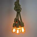 billige Hengelamper-CXYlight 6-Light Cluster Anheng Lys Omgivelseslys Andre Metall Mini Stil 110-120V / 220-240V Pære ikke Inkludert / E26 / E27