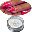 cheap Nail Glitter-1 set nail art magical gold glitter pearl powder and eye shadow brush set nail beauty hcj