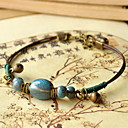 cheap Bracelets-Women's Beads Strand Bracelet - Fashion Bracelet Green For Daily Casual