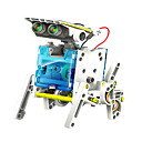 povoljno Roboti-neje DIY 14 u 1 solarni pogon robota obrazac gradbeni sastavljanje