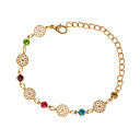 cheap Bracelets-Women's Chain Bracelet - Fashion Bracelet Silver / Golden For