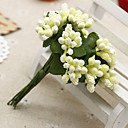 cheap Wedding Decorations-Artificial Flowers 12 Branch Modern Style Fruit Tabletop Flower