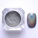 billige Nail Glitter-1 pcs Glitter & Poudre / Pudder glitter / Klassisk Nail Art Design Daglig