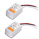 cheap Light Switches-2pcs Lighting Accessory Power Supply Indoor