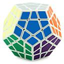 billige Rubiks kuber-Rubiks terning Shengshou MegaMinx 3*3*3 Let Glidende Speedcube Magiske terninger Puslespil Terning Professionelt niveau Hastighed