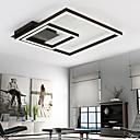 preiswerte Einbauleuchten-Linear Unterputz Raumbeleuchtung - Abblendbar, LED, 90-240V, Wärm Weiß / Weiß, LED-Lichtquelle enthalten / 20-30㎡ / integrierte LED