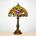 billige Vanity-lamper-Tiffany / Rustikk / Hytte Bue Skrivebordslampe Til Harpiks 110-120V / 220-240V