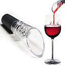 abordables Accesorios de vino-Vertedores Vino Acrílico Vidrio, Vino Accesorios Alta calidad CreativoforBarware cm 0.022 kg 1pc