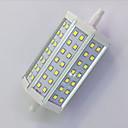 billige LED-lyspærer-800lm R7S LED-kornpærer T 42LED LED perler SMD 2835 Dekorativ Varm hvit / Kjølig hvit 85-265V
