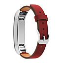 billige Kostymeparykk-Klokkerem til Fitbit Alta Fitbit Klassisk spenne Lær Håndleddsrem
