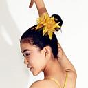levne Taneční doplňky-Taneční vystoupení Vlasové ozdoby Dámské Výkon Polyester / Peří Peří / kožešiny / Květiny Doplňky do vlasů / Moderní tanec